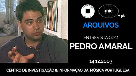 Pedro Amaral