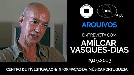 Amílcar Vasques-Dias